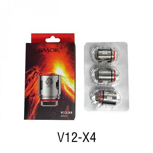 SMOK V12 X4 (Resistencias 3/U)