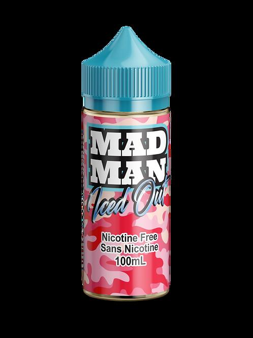 MAD MAN CRAZY STRAWBERRY ICE