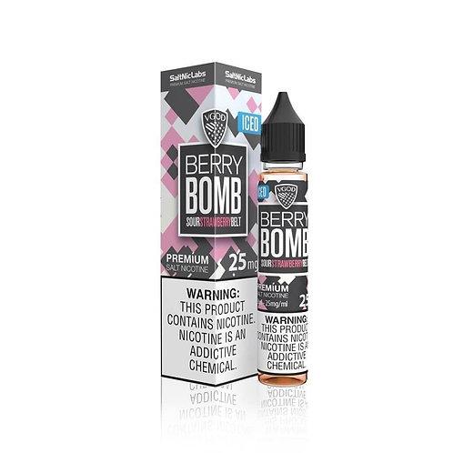 VGOD BERRY BOMB SALT ICED 30ML
