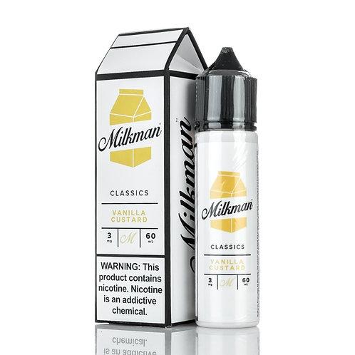 Milkman - Vanilla Custard 60ML