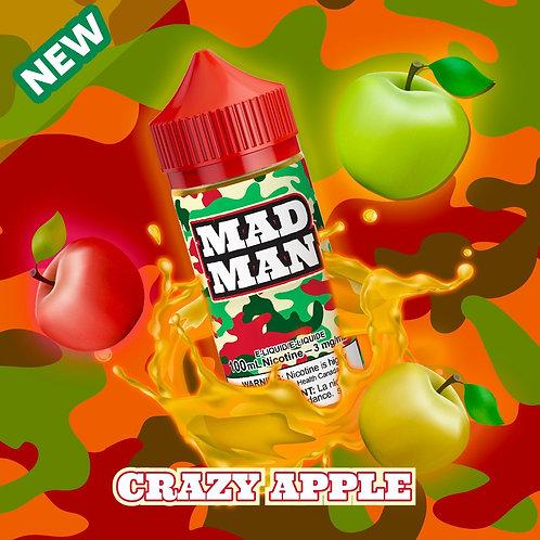 MAD MAN CRAZY APPLE