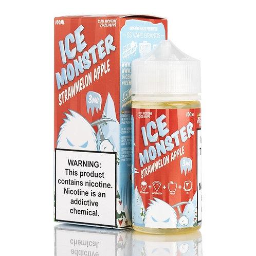 Jam Monster - StrawMelon Apple Ice 100ML