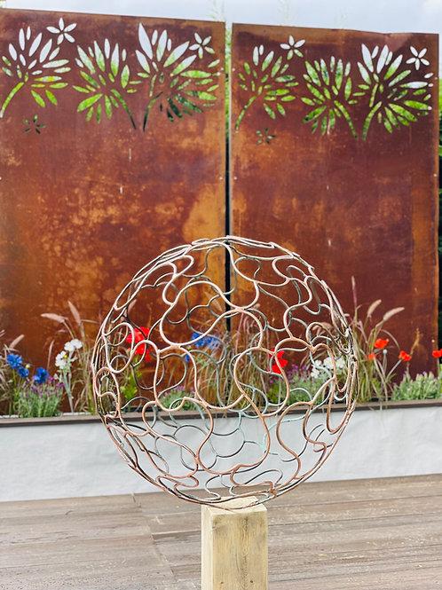 Copper Wild sphere