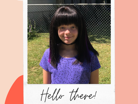 Wig Wednesday Feature: Children's Wigs