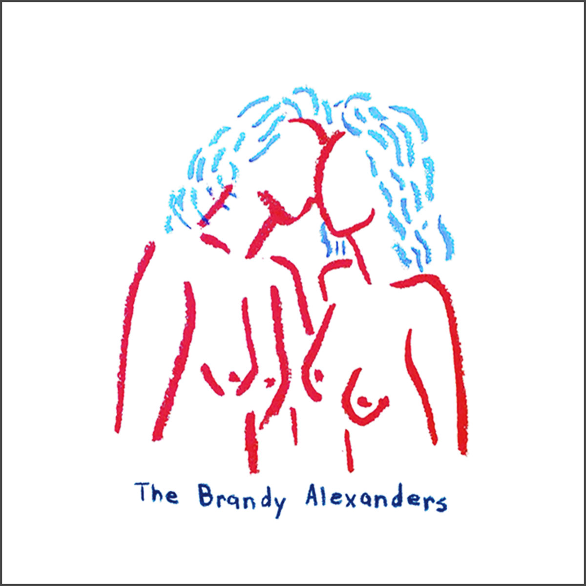 The Brandy Alexanders - S/T EP