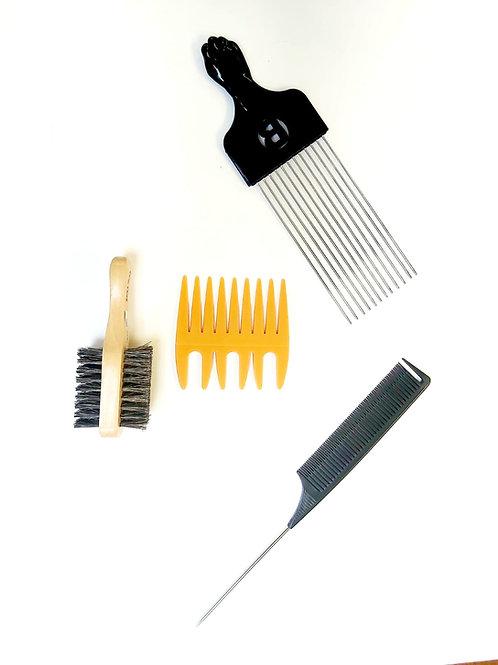 Afro Comb Kit