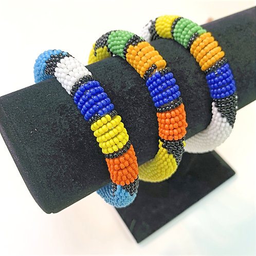 Colored Bangles