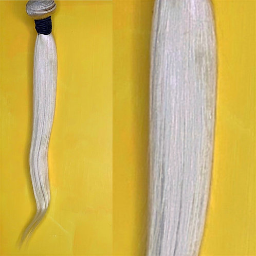 Blonde Straight Human Hair  (18'-28')