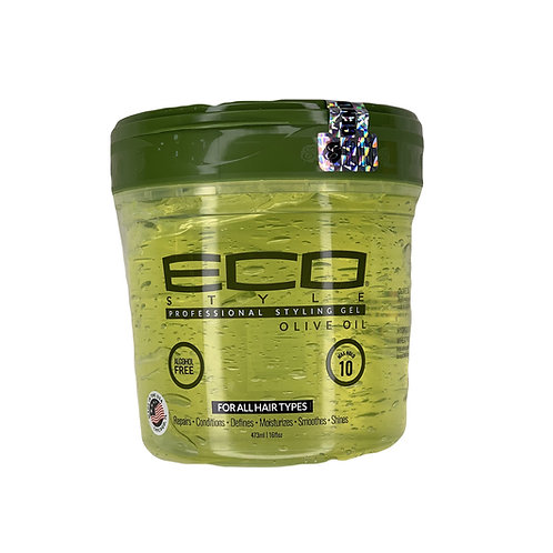 Eco Style - Professional Styling Gel - With Olive Oil