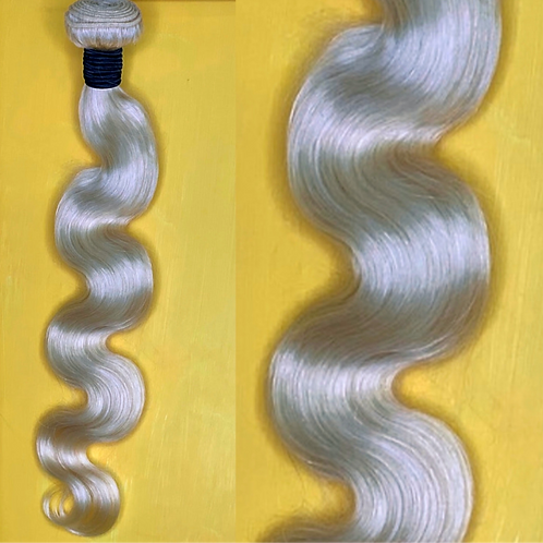 Unprocessed Blonde Human Hair Bundles