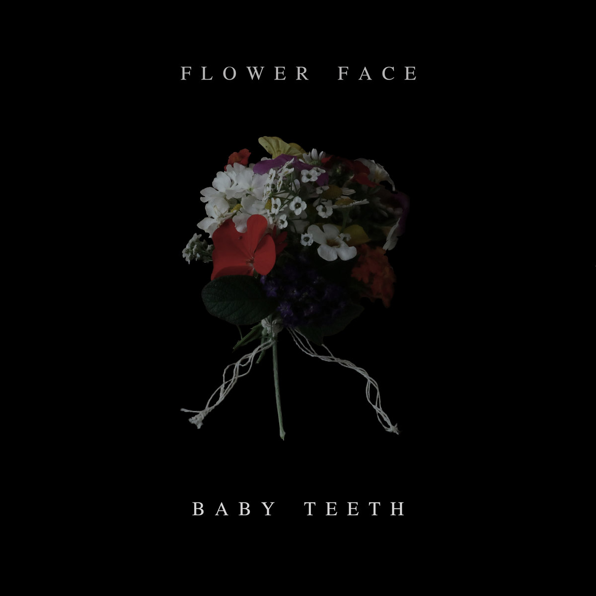 Flower Face - Baby Teeth