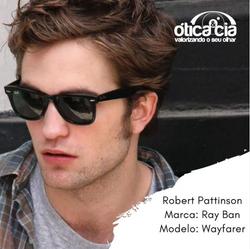 Robert Pattinson Wayfare