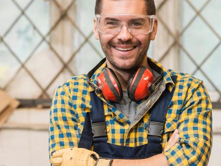 Como limpar e conservar seus óculos de segurança adequadamente?