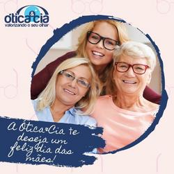 Dia das Mães Ótica&Cia