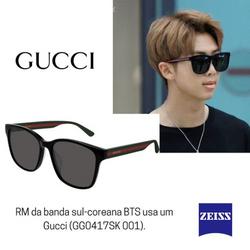 BTS wearing Gucci