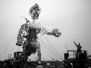 THE CORNISH MAN ENGINE IS THE BEST ARTS PROJECT IN THE UK