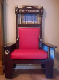 Santa's Chair Min 2hr booking