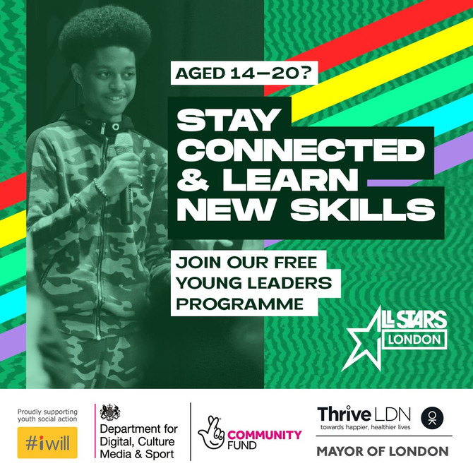 SONGWRITING ONLINE SESSIONS FOR YOUTH LEADERS - ALLSTARS LONDON