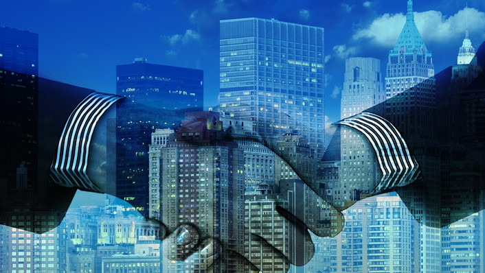A whole new perspective: The need for a cyber security partnership