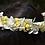 Thumbnail: Couronne de mariage Faustine en fleurs séchées et éternelles
