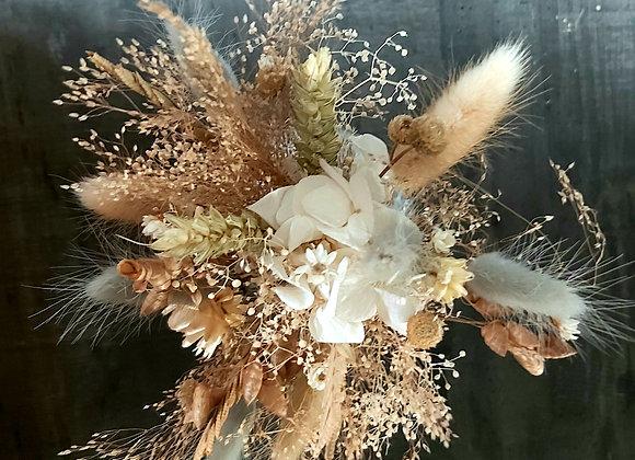 Lilou bouquet en fleurs séchées