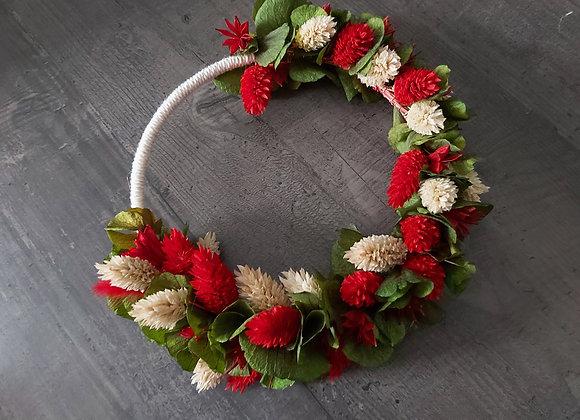 Couronne décorative de Noël