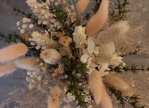 Bouquet Geai en fleurs séchées