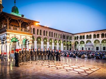 Ramadan in Damaskus. Vor dem Krieg.
