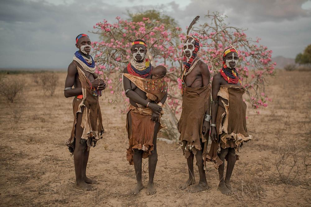 Kara, Äthiopien