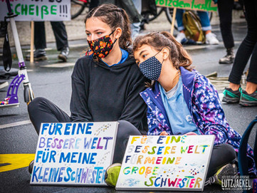 Globaler Klimastreik: FFF ist zurück