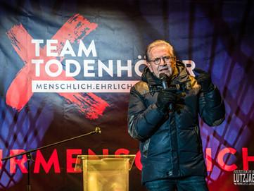 Wenn Jürgen T. eine Partei gründet