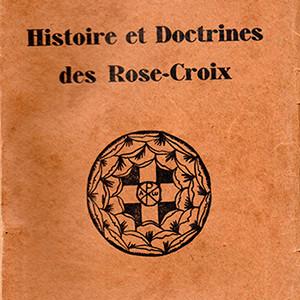 Chap. 1 - La Rose-Croix,