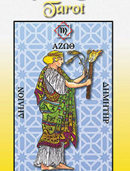 Correspondences of the Aurum Solis Tarot