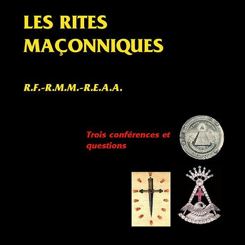 Les rites maçonniques