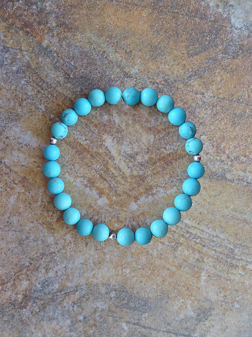 Bracelet Turquoise of Protection