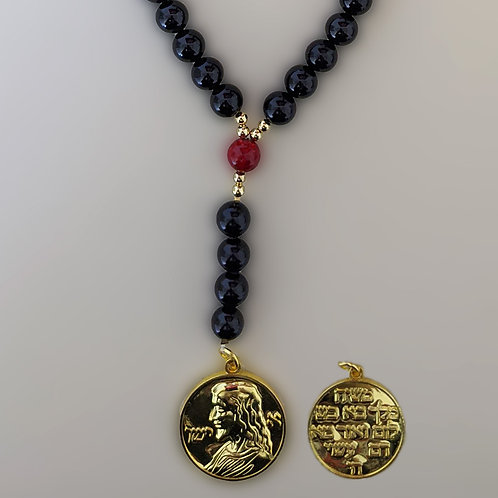 Prayer beads of Ieschouah (Blazing Wheel)