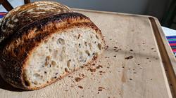 sourdough bread seeds