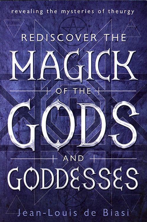Magie des Déesses et Dieux