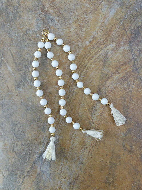 Druidic Prayer beads