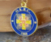 Medal of the Kabbalistic Order of the Rose-Cross offered with your membership
