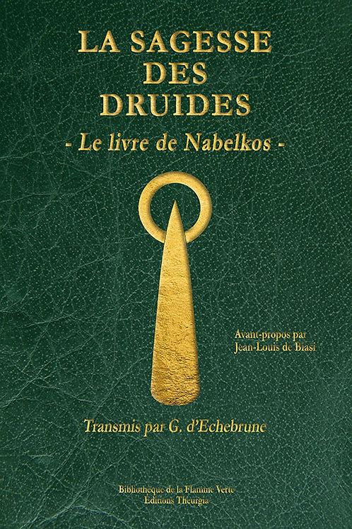 La sagesse des druides - Le livre de Nabelkos
