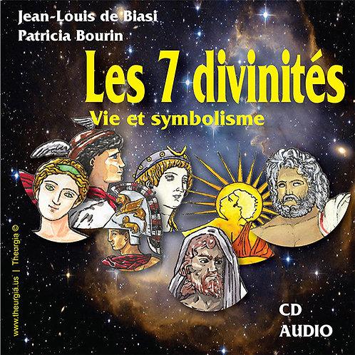 Les 7 divinités