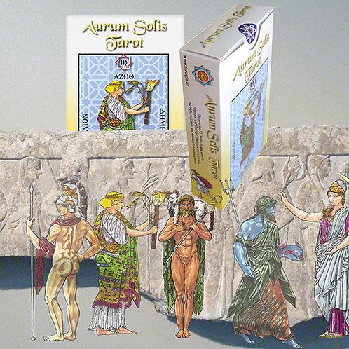 Tarot de l'Aurum Solis