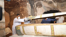 Breaking News: 3000-year Tomb Contains Intact Coffins discovered in Luxor