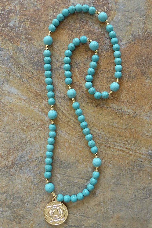 Prayer beads of the Palindrome