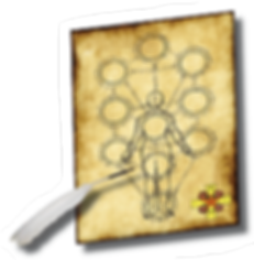 Etudes de l'arbre Sephirotique dans l'Ordre Kabbalistique de la Rose-Croix