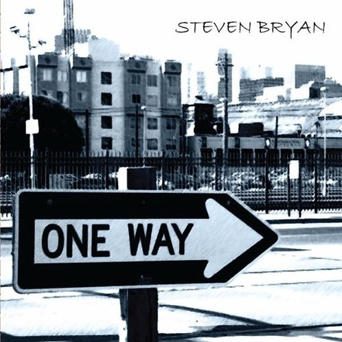 Steven Bryan - One Way (CD)