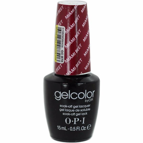 OPI Gel  Miami Beet