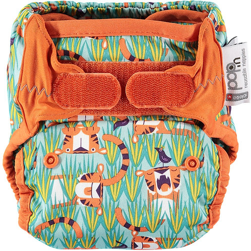 Close Pop-in V2 Printed Nappy +Bamboo