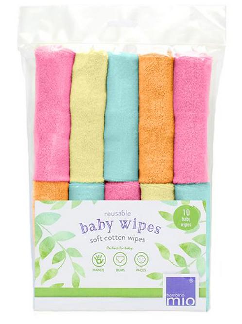 Bambino Mio Reusable Wipes